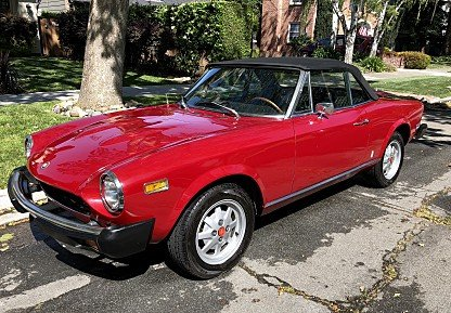 1976 FIAT Spider for sale 100988822