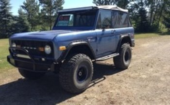 1976 Ford Bronco for sale 100781550