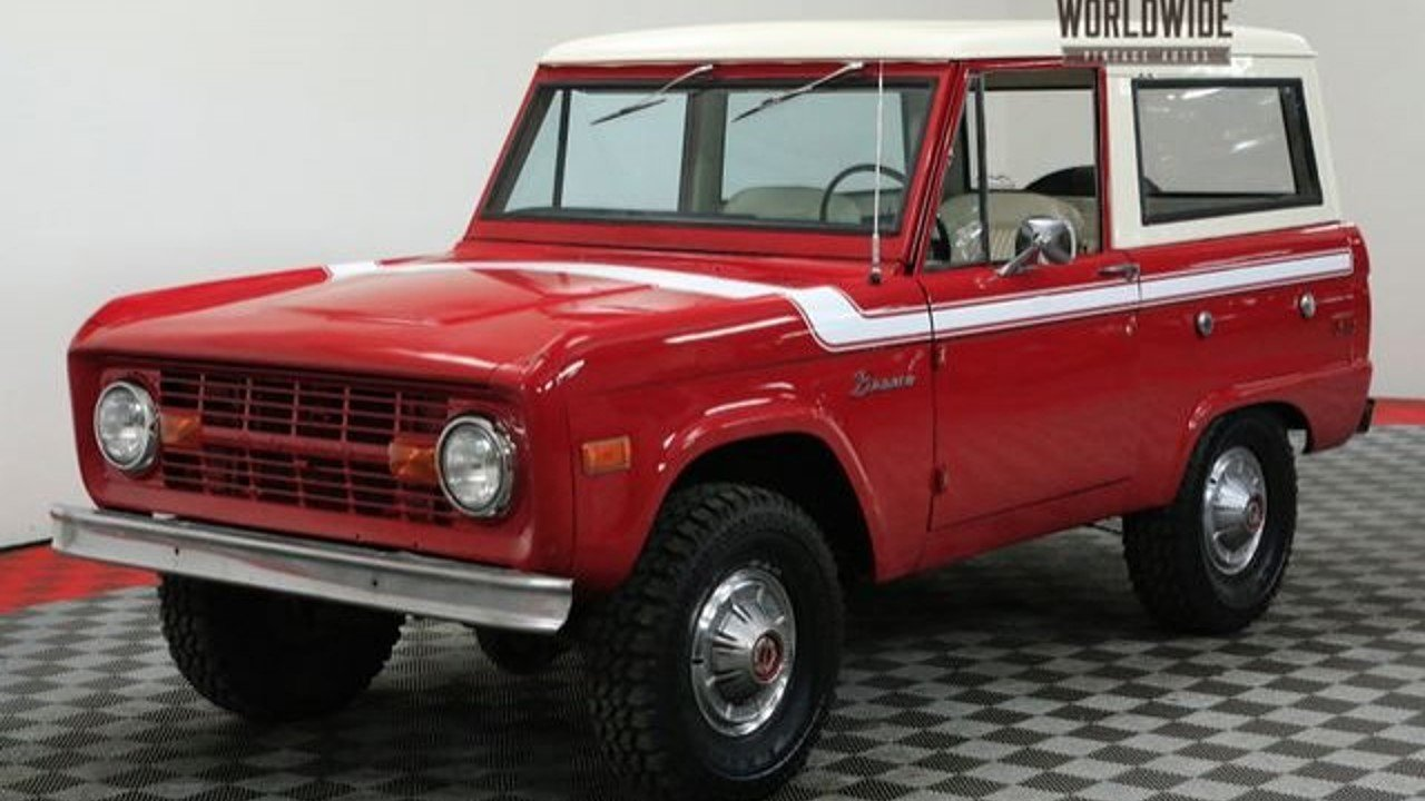 1976 Ford Bronco for sale near Denver, Colorado 80205 - Classics on ...