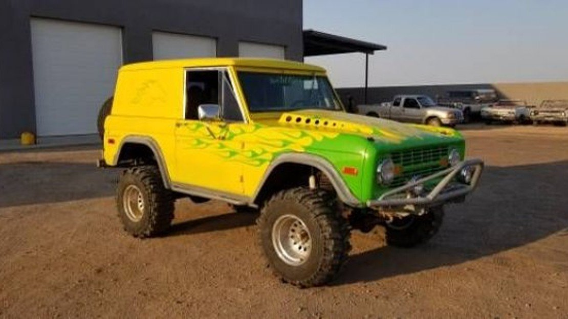 1976 Ford Bronco for sale 101013251