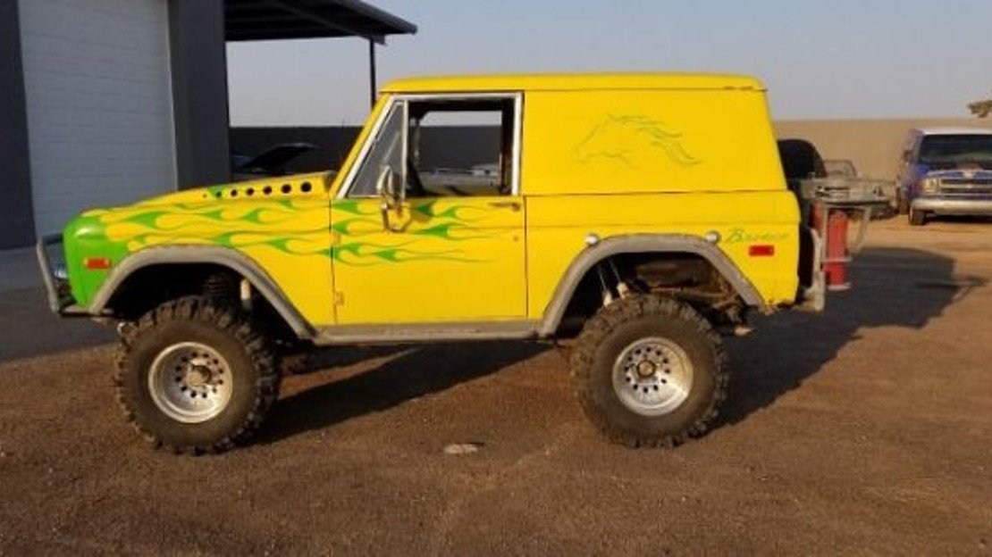 1976 Ford Bronco for sale 101014669