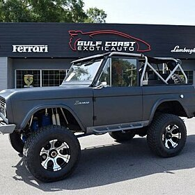 1976 Ford Bronco for sale 100884554