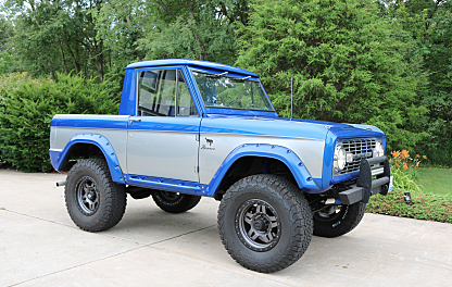 1976 Ford Bronco for sale 100886626