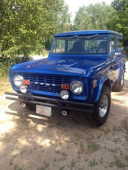1976 Ford Bronco for sale 100908230