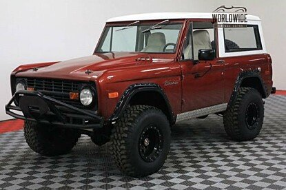 1976 Ford Bronco for sale 100908393