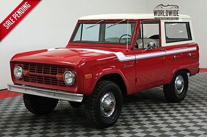 1976 Ford Bronco for sale 100951489