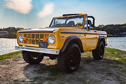 1976 Ford Bronco for sale 100973310