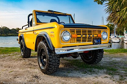 1976 Ford Bronco for sale 100992936