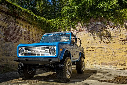 1976 Ford Bronco for sale 100992951