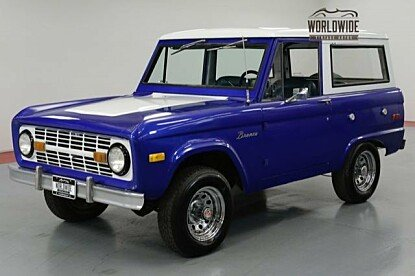 1976 Ford Bronco for sale 101033769