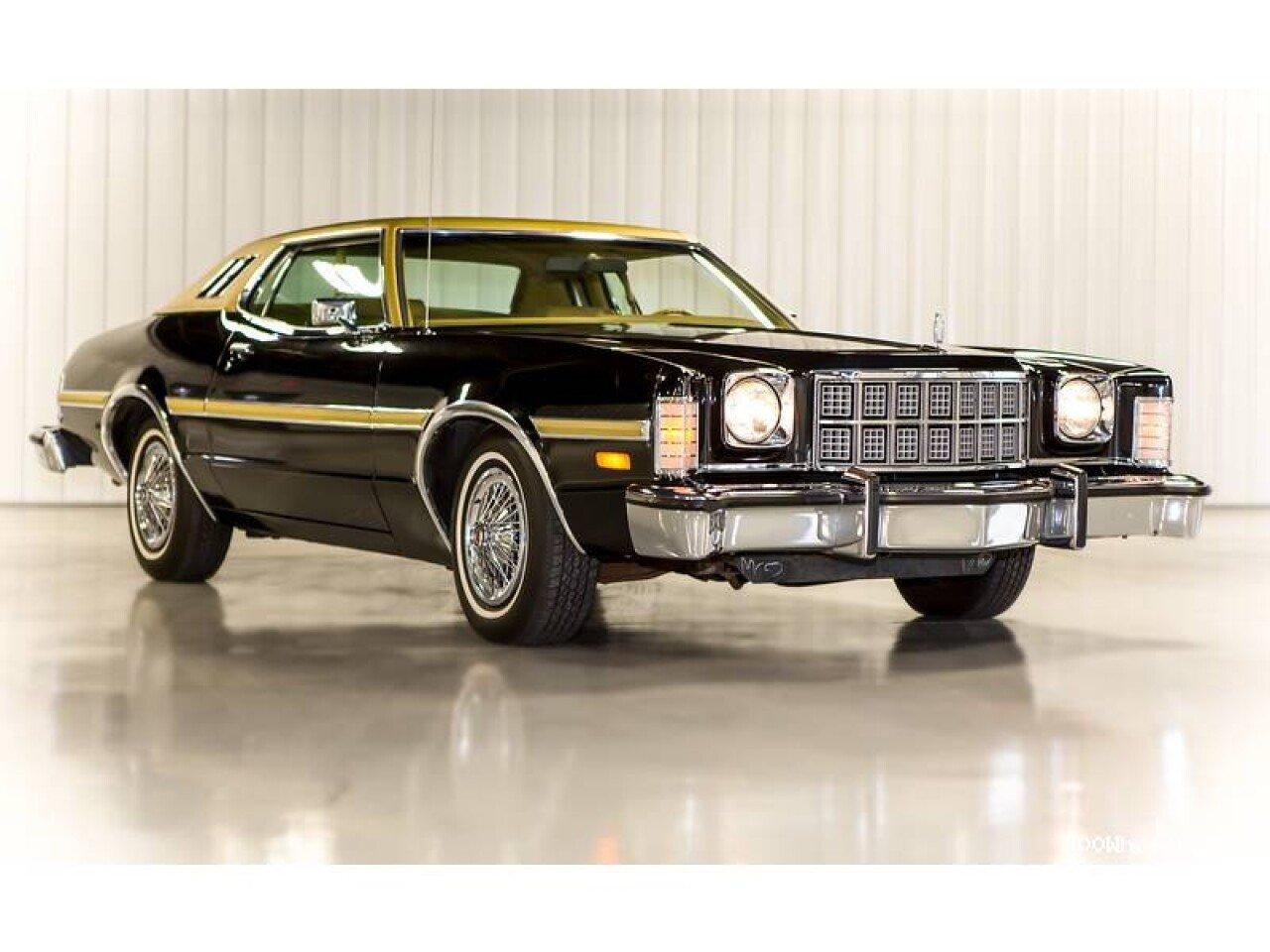 Contact Marick Auto Sales LLC: 1976 Ford Elite For Sale Near Cumming, Georgia 30041