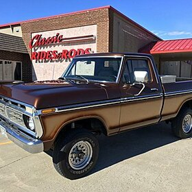 1976 Ford F100 for sale 100831871