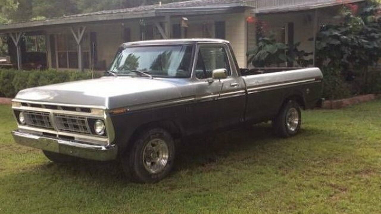 1976 Ford F100 for sale 100829451