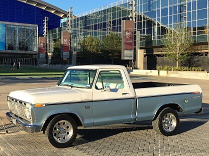1976 Ford F100 2WD Regular Cab for sale 100843295