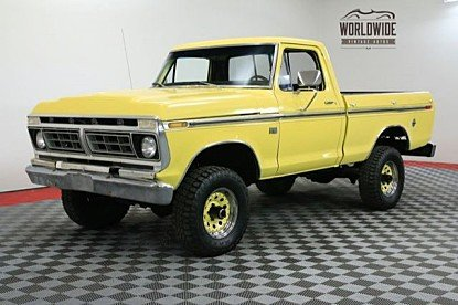 1976 Ford F100 for sale 100931185