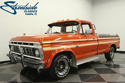 1976 Ford F100 for sale 100951260