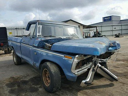 1976 Ford F100 for sale 101033193