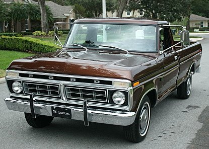 1976 Ford F150 for sale 100931220