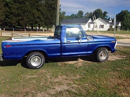 1976 Ford F150 for sale 100829265