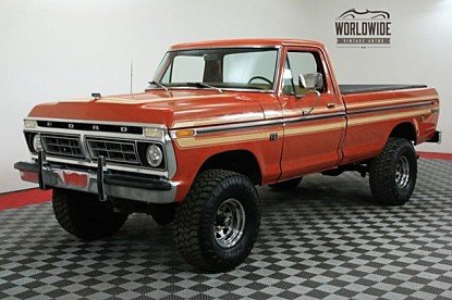 1976 Ford F150 for sale 100931181