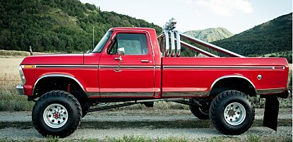 1976 Ford F250 for sale 100741956
