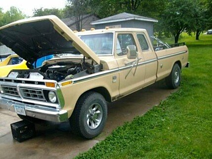 1976 Ford F250 for sale 100807626