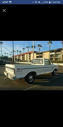 1976 Ford F250 2WD Regular Cab for sale 100961292