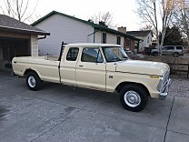 1976 Ford F250 2WD SuperCab for sale 100962358