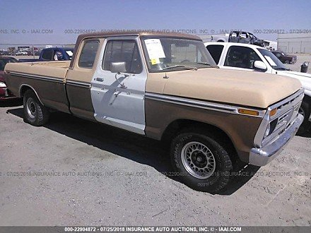 1976 Ford F250 for sale 101016154