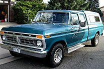 1976 Ford F250 2WD SuperCab for sale 101047220