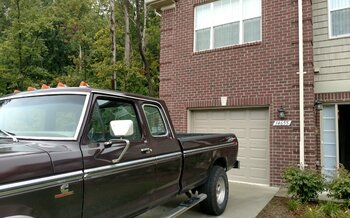 1976 Ford F350 for sale 100912545