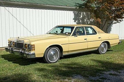 1976 Ford LTD for sale 100829196