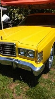 1976 Ford LTD for sale 100829281