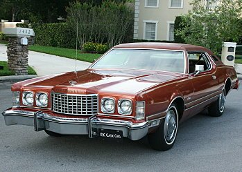 1976 Ford Thunderbird for sale 100871173