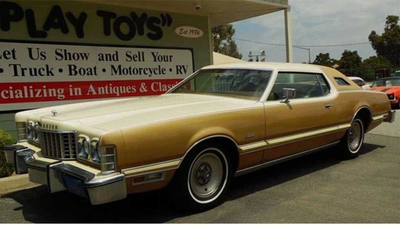 1976 Ford Thunderbird for sale 100890440