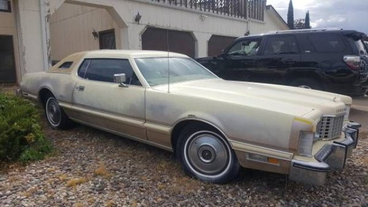 1976 Ford Thunderbird for sale 100926875