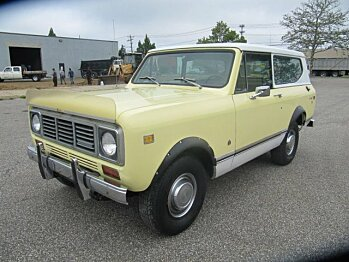 1976 International Harvester Scout for sale 101043207