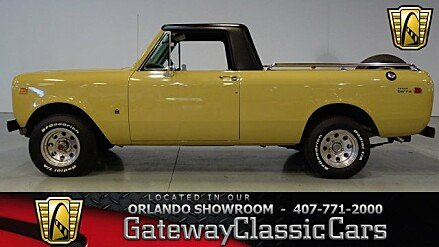 1976 International Harvester Scout for sale 100858437