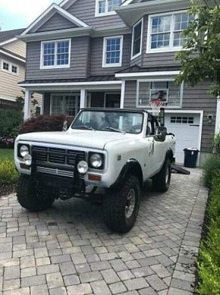 1976 International Harvester Scout for sale 100894692