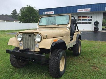 1976 Jeep CJ-5 for sale 100829360