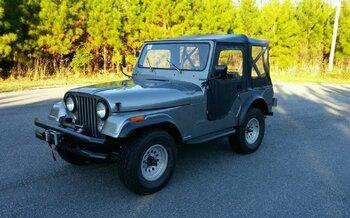 1976 Jeep CJ-5 for sale 100855900