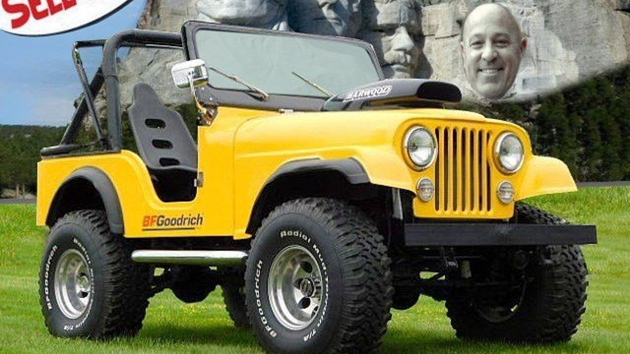 Jeep Cj 5 Classics For Sale On Autotrader Harness 1976