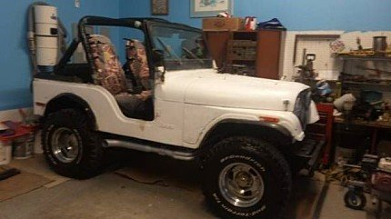 1976 Jeep CJ-5 for sale 100829581