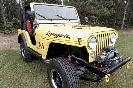 1976 Jeep CJ-5 for sale 100829719