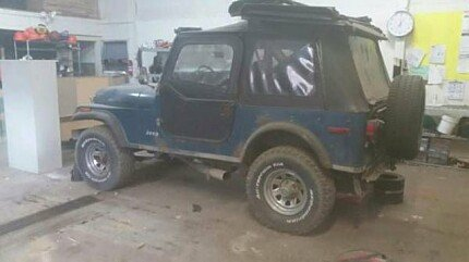 1976 Jeep CJ-5 for sale 100865884