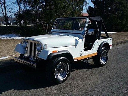 1976 Jeep CJ-5 for sale 100891460