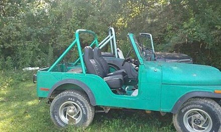 1976 Jeep CJ-5 for sale 100905804