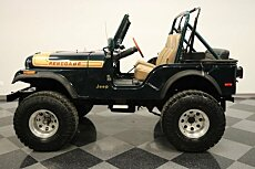 1976 Jeep CJ-5 for sale 100912149