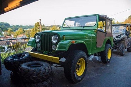1976 Jeep CJ-5 for sale 100926869