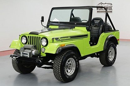 1976 Jeep CJ-5 for sale 100991067